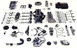 Serwis części i akcesoria do samochodu