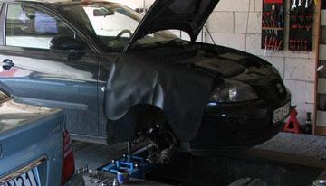 Pruszcz Gdański - mechanik samochodowy
